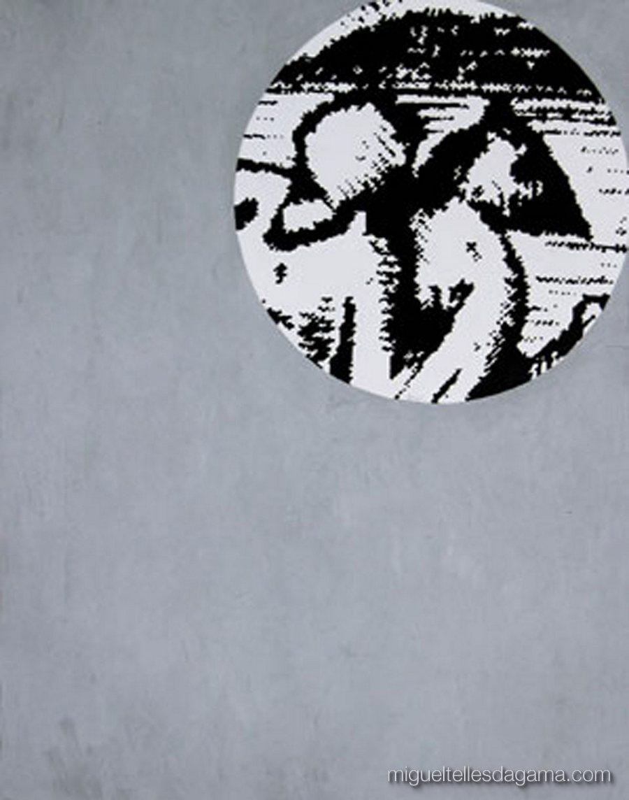 DeBosch, 2005 - Sem título, Acrílico sobre papel (71 x 56 cm)