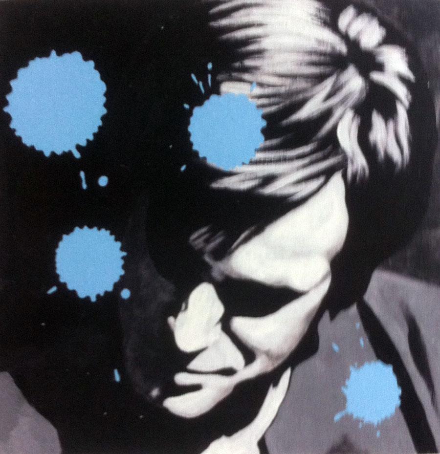 Rammemorare, 2006 - Sem título, Acrílico sobre tela (40 x 50 cm)