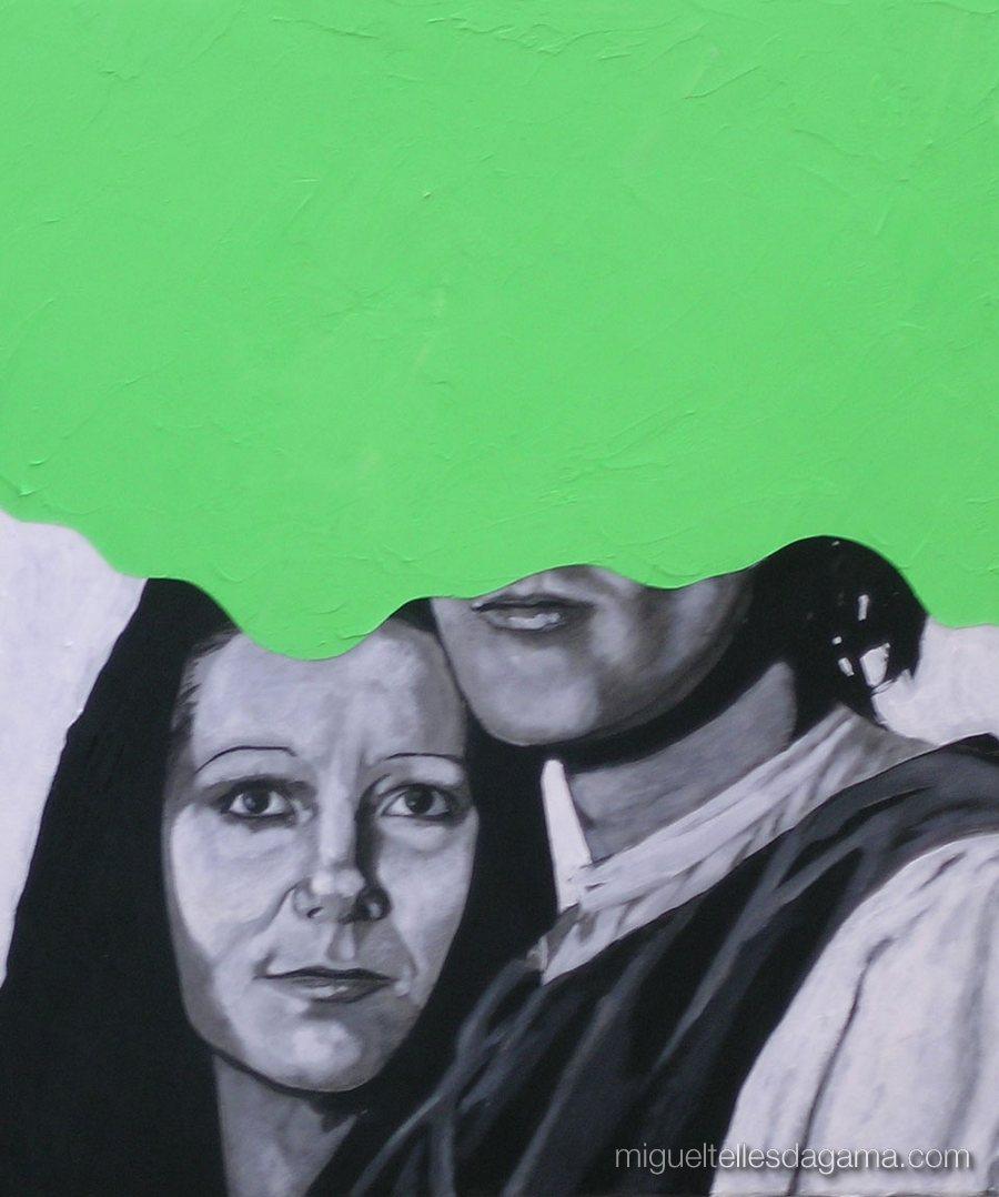 Rammemorare, 2006 - Sem título, Acrílico sobre tela ()