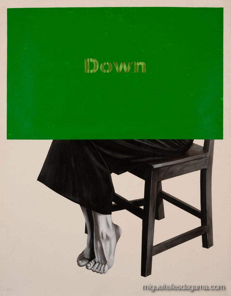 S.O.U.W.A.S.B., 2009 - 2011 - Sem título, Técnica mista sobre papel ()